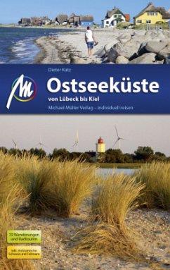 Ostseeküste von Lübeck bis Kiel (Mängelexemplar) - Katz, Dieter