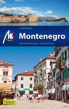 Montenegro (Mängelexemplar) - Wigand, Achim