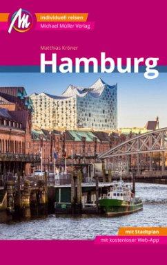 Hamburg MM-City Reiseführer Michael Müller Verlag (Mängelexemplar) - Kröner, Matthias