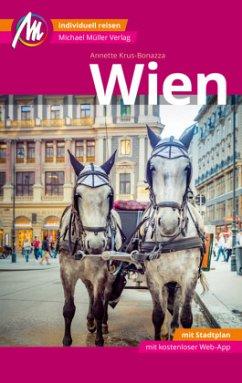 Wien MM-City Reiseführer Michael Müller Verlag (Mängelexemplar) - Krus-Bonazza, Annette