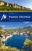 Provence & Côte d'Azur Reiseführer Michael Müller Verlag (Mängelexemplar)