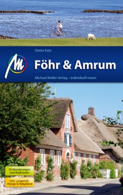 Föhr & Amrum Reiseführer (Mängelexemplar) - Dieter, Katz