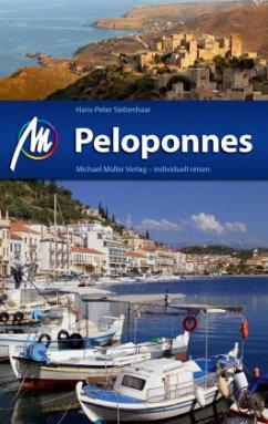 Peloponnes (Mängelexemplar) - Siebenhaar, Hans-Peter