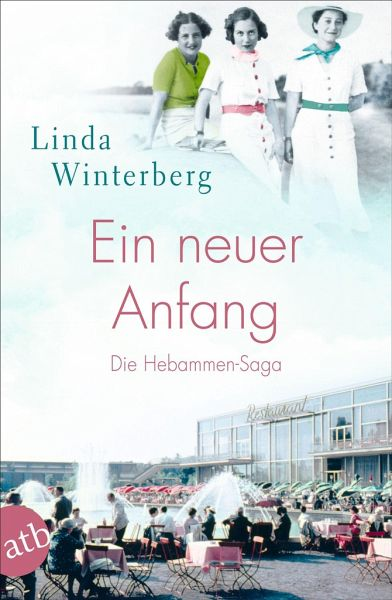 Buch-Reihe Hebammen-Saga
