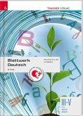 Blattwerk Deutsch - Texte, III-V HTL/BAFEP/BASOP
