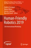 Human-Friendly Robotics 2019 (eBook, PDF)