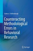 Counteracting Methodological Errors in Behavioral Research (eBook, PDF)