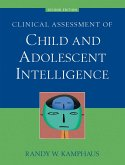 Clinical Assessment of Child and Adolescent Intelligence (eBook, PDF)