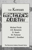 The Korean Electronics Industry (eBook, ePUB)
