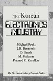 The Korean Electronics Industry (eBook, PDF)
