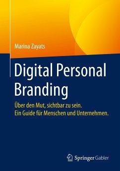 Digital Personal Branding (eBook, PDF) - Zayats, Marina