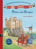 Ritter und Burgen / Erst ich ein Stück, dann du. Sachgeschichten & Sachwissen Bd.2 (Mängelexemplar)