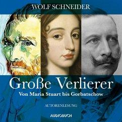 Große Verlierer (MP3-Download) - Schneider, Wolf