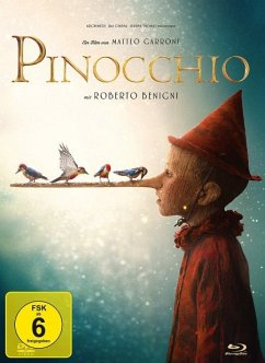Pinocchio Limited Collector's Edition