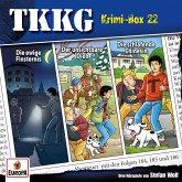 TKKG Krimi-Box 22 (Folgen 184-186) (MP3-Download)