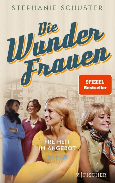 Buch-Reihe Wunderfrauen-Trilogie