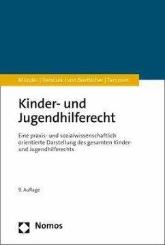 Kinder- und Jugendhilferecht - Kinder- und Jugendhilferecht