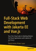 Full-Stack Web Development with Jakarta EE and Vue.js