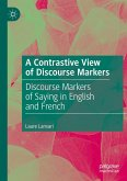A Contrastive View of Discourse Markers