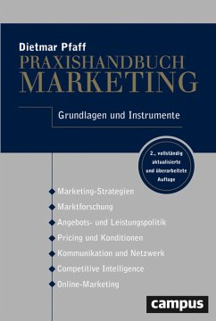 Praxishandbuch Marketing