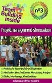 Team Building inside n°3 - Projektmanagement & Innovation (eBook, ePUB)