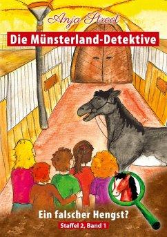 Die Münsterland-Detektive / Ein falscher Hengst? (eBook, ePUB)