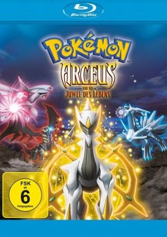 Pokémon - Arceus und das Juwel des Lebens - Matsumoto,Rica/Otani,Ikue/Ueda,Yuji/+