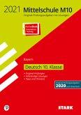 STARK Original-Prüfungen Mittelschule M10 2021 - Deutsch - Bayern