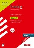 STARK Lösungen zu Training Abschlussprüfung Realschule 2021 - Deutsch - Bayern