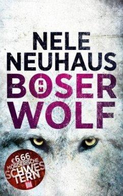 Böser Wolf - Neuhaus, Nele
