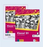 Klasse! B1 - Media Bundle. Kursbuch mit Audios/Videos inklusive Lizenzcode für das Kursbuch