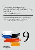 Deutsche und sowjetische Gesellschaften im ersten Nachkriegsjahrzehnt