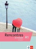 Rencontres en français A1. Trainingsbuch