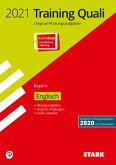STARK Training Abschlussprüfung Quali Mittelschule 2021 - Englisch 9. Klasse - Bayern