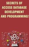 Secrets of Access Database Development and Programming (eBook, ePUB)