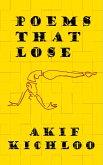Poems That Lose (eBook, ePUB)