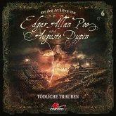 Edgar Allan Poe & Auguste Dupin, Aus den Archiven, Folge 6: Tödliche Trauben (MP3-Download)