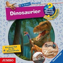 Wieso? Weshalb? Warum? ProfiWissen. Dinosaurier (MP3-Download) - Greschik, Stefan; Lorenz, Franziska; Stuhrmann, Jochen