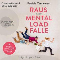 Raus aus der Mental Load-Falle (MP3-Download) - Cammarata, Patricia