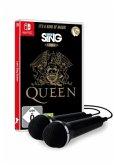 Let's Sing Queen (+ 2 Mics) (Nintendo Switch)