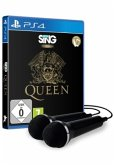 Let's Sing Queen (+ 2 Mics) (PlayStation 4)