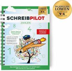 Schreibpilot Heft Zahlen DIN-A4 grün