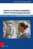 Impulse zur Fremdsprachendidaktik - Issues in Foreign Language Education