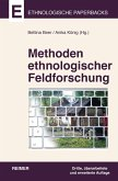 Methoden ethnologischer Feldforschung (eBook, PDF)