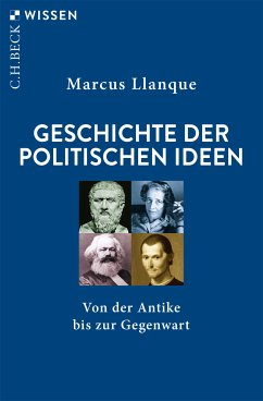 Geschichte der politischen Ideen (eBook, ePUB) - Llanque, Marcus