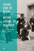 Meine Jahre in Weimar (eBook, ePUB)