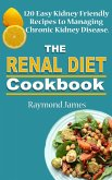 The Renal Diet Cookbook (eBook, ePUB)