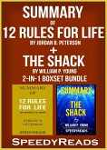 Summary of 12 Rules for Life: An Antidote to Chaos by Jordan B. Peterson + Summary of The Shack by William P. Young 2-in-1 Boxset Bundle (eBook, ePUB)