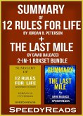 Summary of 12 Rules for Life: An Antidote to Chaos by Jordan B. Peterson + Summary of The Last Mile by David Baldacci 2-in-1 Boxset Bundle (eBook, ePUB)