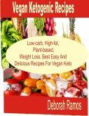 Vegan Ketogenic Recipes (eBook, ePUB)